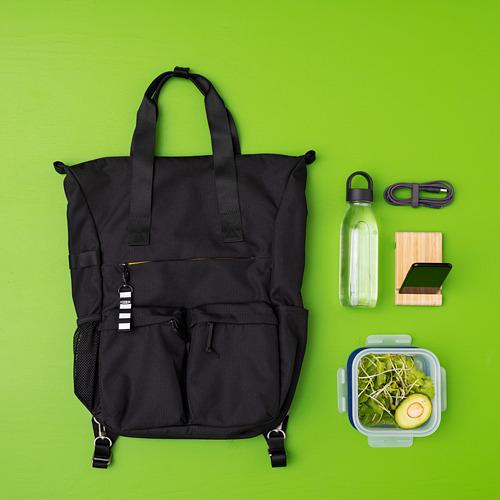 VÄRLDENS - backpack, 26 l, black | IKEA Hong Kong and Macau - PE817219_S4