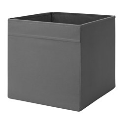 DRÖNA - box, dark grey | IKEA Hong Kong and Macau - PE558365_S3
