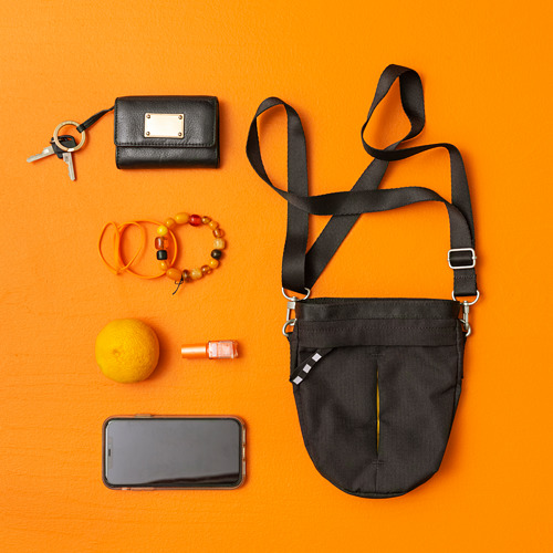 VÄRLDENS - crossbody bag, black | IKEA Hong Kong and Macau - PE817259_S4