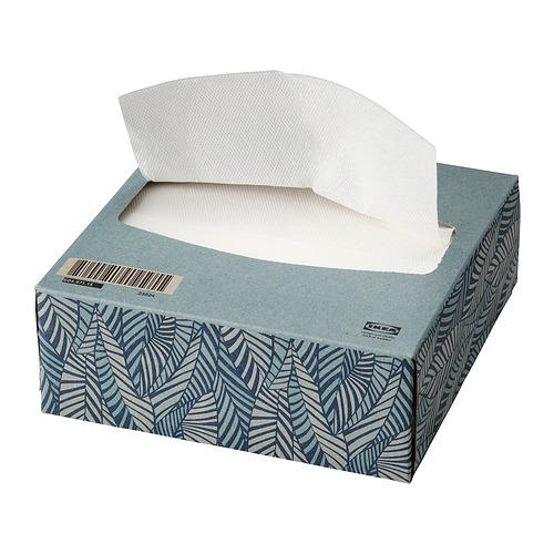 VATTENDANS - 餐紙巾, 藍色 | IKEA 香港及澳門 - PE817260_S4