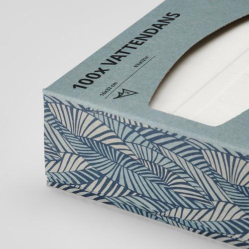 VATTENDANS - 餐紙巾, 藍色 | IKEA 香港及澳門 - PE817262_S4