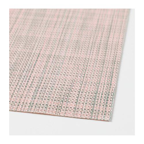 SNOBBIG - 餐墊, 淺粉紅色   IKEA 香港及澳門 - PE672368_S4