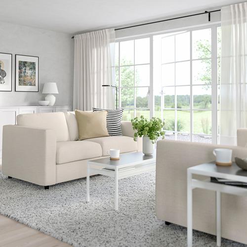 VIMLE - 2-seat sofa-bed, Gunnared beige | IKEA Hong Kong and Macau - PE763188_S4
