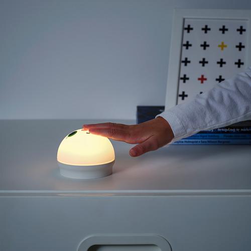 KORNSNÖ - LED夜燈, 白色/兔仔 電池操作   IKEA 香港及澳門 - PE763203_S4
