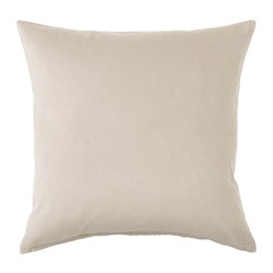 SANELA - cushion cover, light beige | IKEA Hong Kong and Macau - PE558963_S3