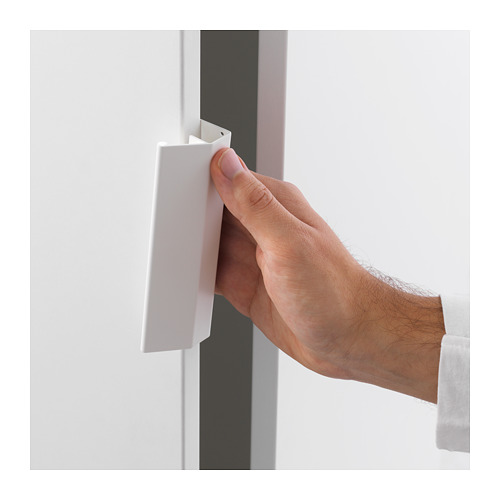 LÄTTHET - handle, white | IKEA Hong Kong and Macau - PE672637_S4