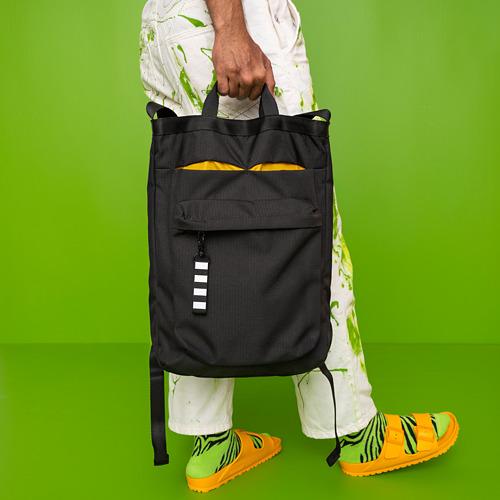 VÄRLDENS - travel tote bag, 16 l, black | IKEA Hong Kong and Macau - PE817540_S4