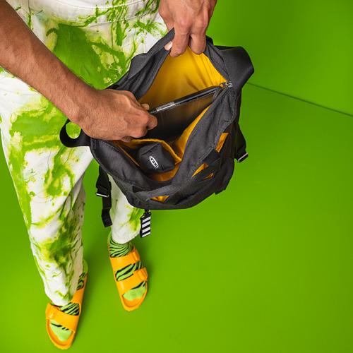 VÄRLDENS - travel tote bag, 16 l, black | IKEA Hong Kong and Macau - PE817541_S4