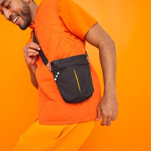VÄRLDENS - crossbody bag, black | IKEA Hong Kong and Macau - PE817554_S4