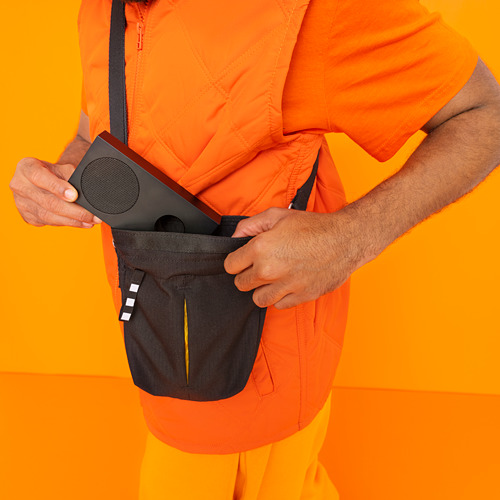 VÄRLDENS - crossbody bag, black | IKEA Hong Kong and Macau - PE817556_S4