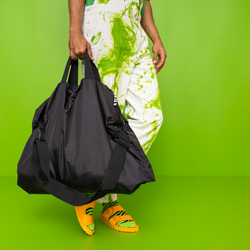 RÄCKLA - 可摺袋, 75x45 cm, 黑色 | IKEA 香港及澳門 - PE817558_S4