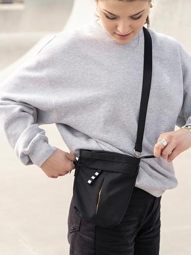 VÄRLDENS - crossbody bag, black | IKEA Hong Kong and Macau - PE817599_S4