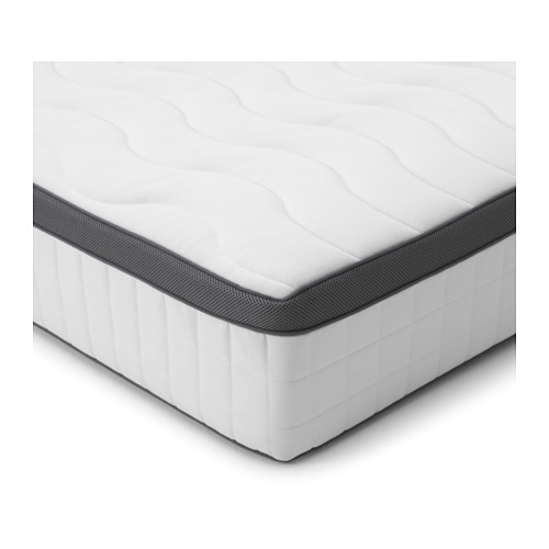 FILLAN pocket sprung mattress, firm/queen