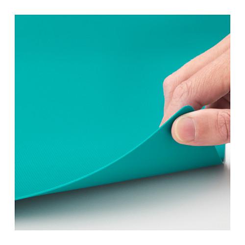 FINFÖRDELA - bendable chopping board, dark grey/dark turquoise | IKEA Hong Kong and Macau - PE622670_S4