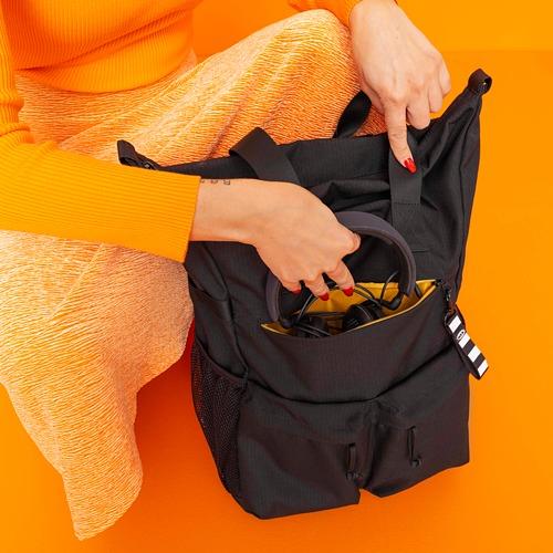 VÄRLDENS - backpack, 26 l, black | IKEA Hong Kong and Macau - PE817617_S4