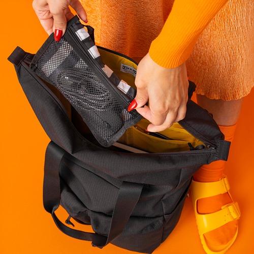 VÄRLDENS - 背囊, 26 l, 黑色 | IKEA 香港及澳門 - PE817618_S4