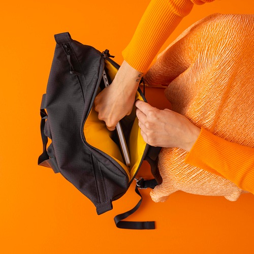 VÄRLDENS - backpack, 26 l, black | IKEA Hong Kong and Macau - PE817623_S4
