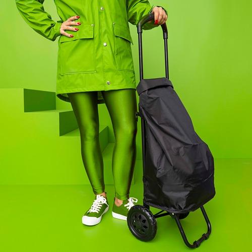 RADARBULLE - 活輪購物袋, 38L, 黑色 | IKEA 香港及澳門 - PE817645_S4