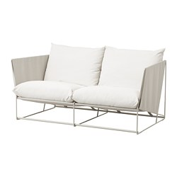 HAVSTEN - 2-seat sofa, in/outdoor, beige | IKEA Hong Kong and Macau - PE672782_S3