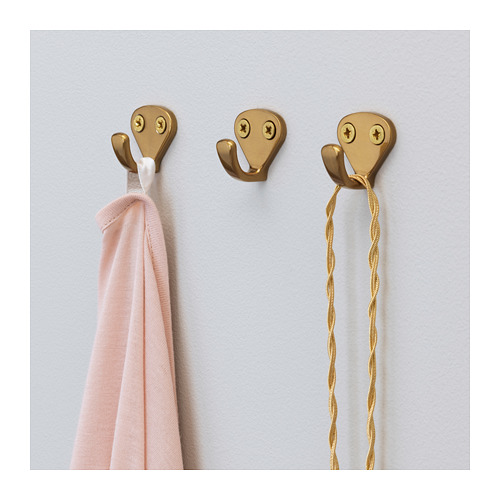 KVASP - hook, brass-colour | IKEA Hong Kong and Macau - PE672773_S4