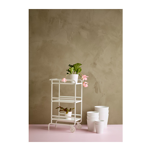 MUSKOT - plant pot, white | IKEA Hong Kong and Macau - PH152043_S4