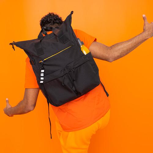 VÄRLDENS - backpack, 26 l, black | IKEA Hong Kong and Macau - PE817654_S4