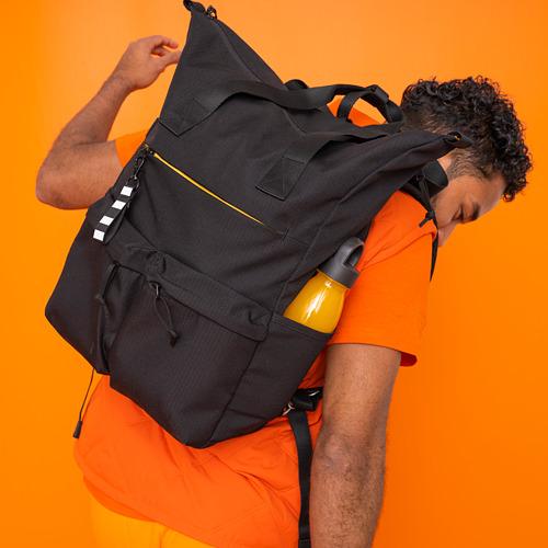 VÄRLDENS - backpack, 26 l, black | IKEA Hong Kong and Macau - PE817655_S4