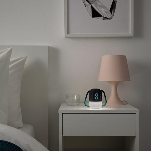 FNURRA - alarm clock/wake-up light, grey | IKEA Hong Kong and Macau - PE763439_S4