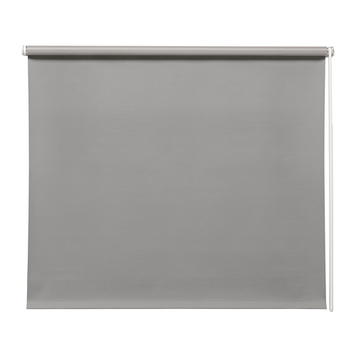 FRIDANS - block-out roller blind, 120x195cm, grey | IKEA Hong Kong and Macau - PE672901_S4