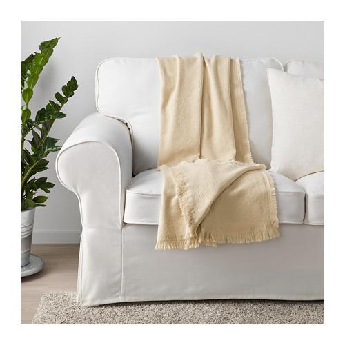 ODDRUN - 輕便暖氈, 米色/米黃色 | IKEA 香港及澳門 - PE672983_S4