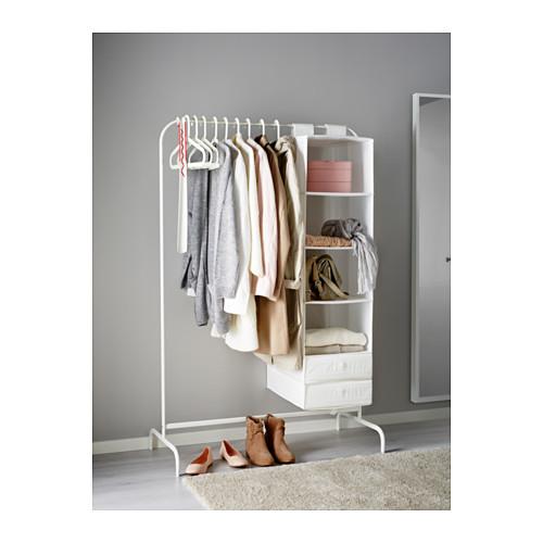 MULIG - clothes rack, white | IKEA Hong Kong and Macau - PE558491_S4