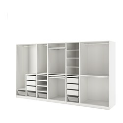 PAX - wardrobe combination, white | IKEA Hong Kong and Macau - PE818104_S3