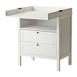 SUNDVIK - 更換尿布檯 / 抽屜櫃, 白色 | IKEA 香港及澳門 - PE424328_S3