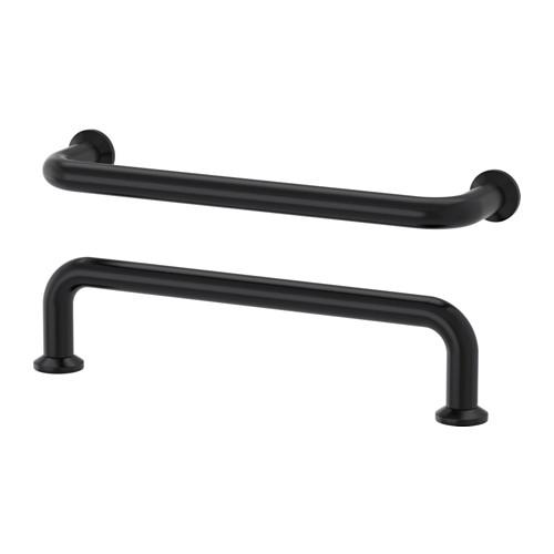 BAGGANÄS - handle, black | IKEA Hong Kong and Macau - PE623174_S4