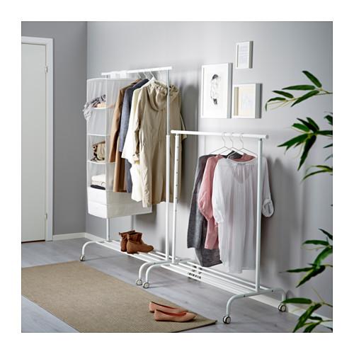 RIGGA - 衣帽架, 白色 | IKEA 香港及澳門 - PE558617_S4