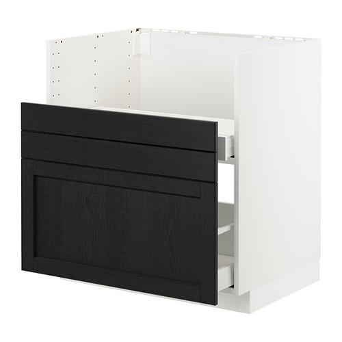 METOD bc f BREDSJÖN sink/2 fronts/2 drws