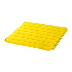HERDIS - 椅墊, 鮮黃色 | IKEA 香港及澳門 - PE763682_S3