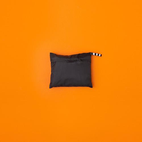 RÄCKLA - 可摺袋, 75x45 cm, 黑色 | IKEA 香港及澳門 - PE818195_S4