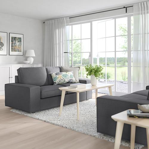 KIVIK - 2-seat sofa, Skiftebo dark grey | IKEA Hong Kong and Macau - PE763703_S4