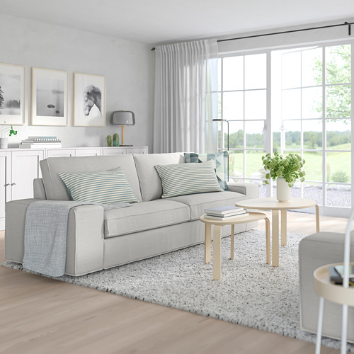 KIVIK - three-seat sofa, Orrsta light grey | IKEA Hong Kong and Macau - PE763721_S4