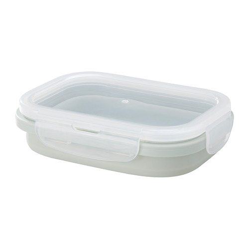 FJÄRMA - food container, collapsible, green, 350ml | IKEA Hong Kong and Macau - PE673175_S4