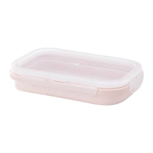 FJÄRMA - food container, collapsible, pink, 540ml | IKEA Hong Kong and Macau - PE673177_S4