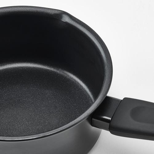 HEMLAGAD - 平底鍋, 黑色 | IKEA 香港及澳門 - PE763806_S4