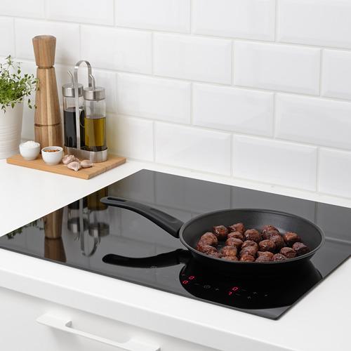 HEMLAGAD - 平底鑊 24厘米, 黑色 | IKEA 香港及澳門 - PE763821_S4