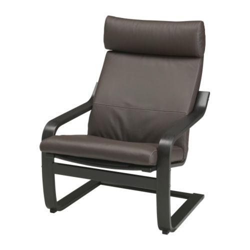 POÄNG - 扶手椅, 棕黑色/Glose 深褐色 | IKEA 香港及澳門 - PE160526_S4