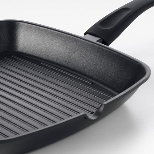 HEMLAGAD - 烤鑊 28 厘米, 黑色 | IKEA 香港及澳門 - PE763838_S4