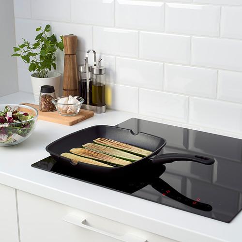 HEMLAGAD - 烤鑊 28 厘米, 黑色 | IKEA 香港及澳門 - PE763840_S4