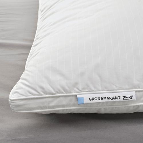 GRÖNAMARANT - 枕頭,低枕 | IKEA 香港及澳門 - PE763886_S4