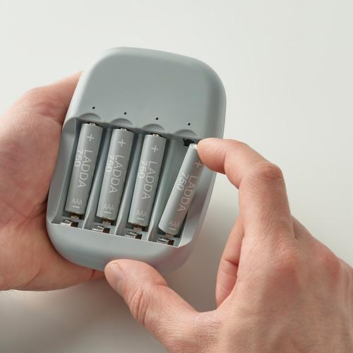 LADDA - 充電池 | IKEA 香港及澳門 - PE818423_S4