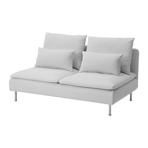 SÖDERHAMN - compact 3-seat section, Finnsta white   IKEA 香港及澳門 - PE818429_S4